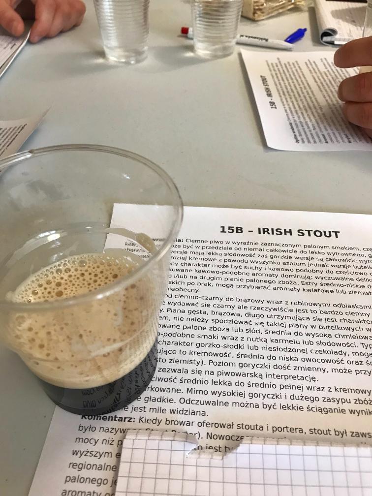 Ocena piwa wodniesieniu dostylu nakonkursie piw domowych.