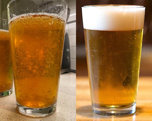 piwo wygląd